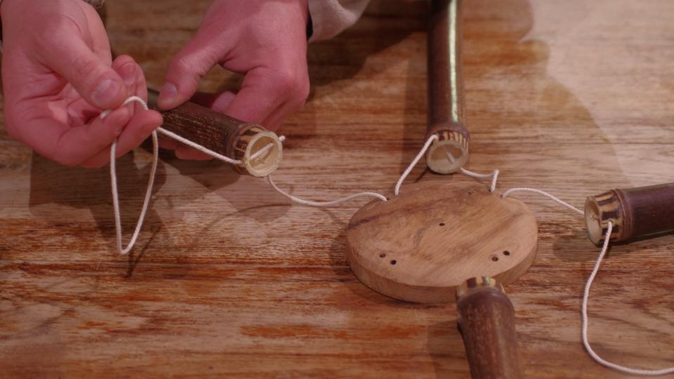 Faire une decoration avec du bambou visuel 1 for Deco jardin avec bambou