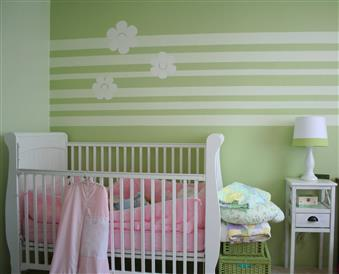 idee chambre bebe peinture - visuel #4