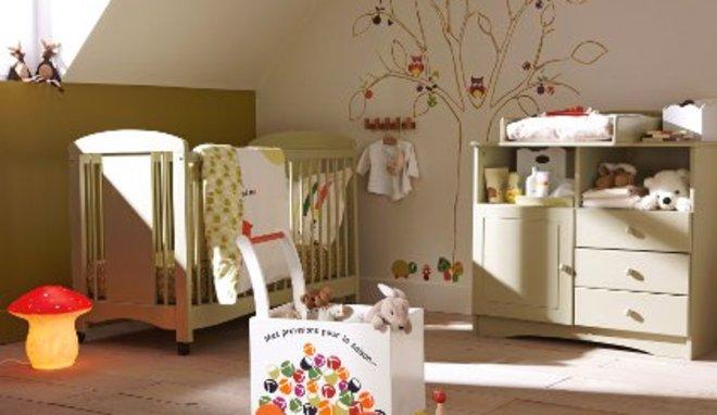 Beautiful Vertbaudet Chambre Bebe Ideas - House Design - marcomilone.com