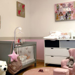 idee peinture chambre bebe fille