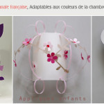 lampe applique bebe