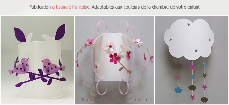 Emejing Luminaire Applique Chambre Fille Photos - House Design ...