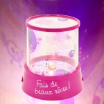 lampe bebe projection