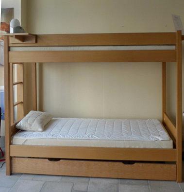 lit jumeaux pour adulte