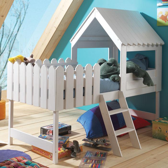lit junior cocktail scandinave visuel 1. Black Bedroom Furniture Sets. Home Design Ideas