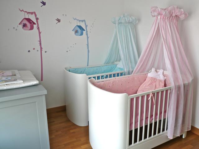lit pour bebe jumeaux pas cher - visuel #7