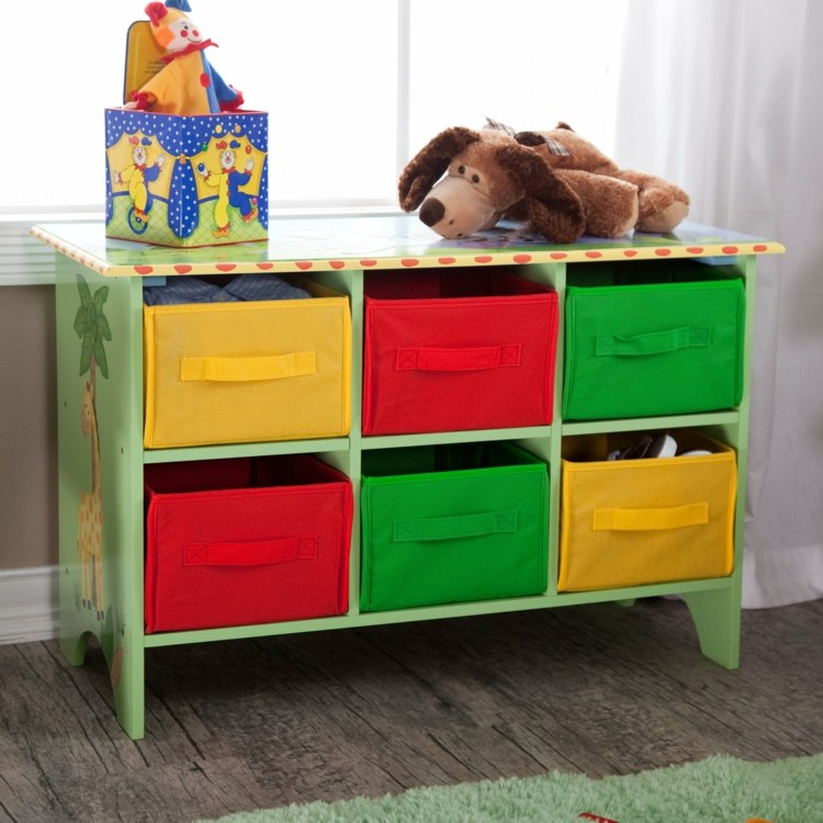 Meuble de rangement jouets chambre medium size of - Meuble rangement jouet fille ...