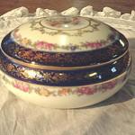 boite a bijoux en porcelaine
