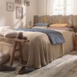 bout de lit fait maison