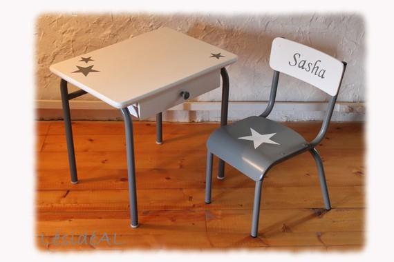 Bureau et chaise pour bebe visuel 4 - Chaise pour bureau ...