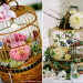 cage oiseau decoration mariage