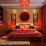 chambre deco asiatique