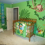 chambre deco jungle