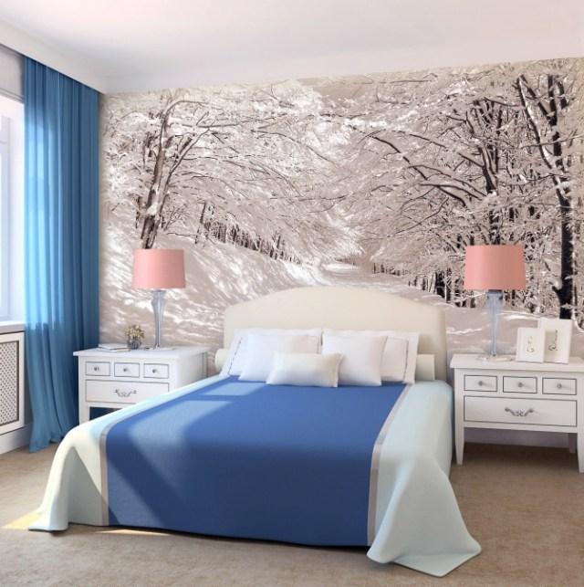 Decoration Papier Peint Chambre