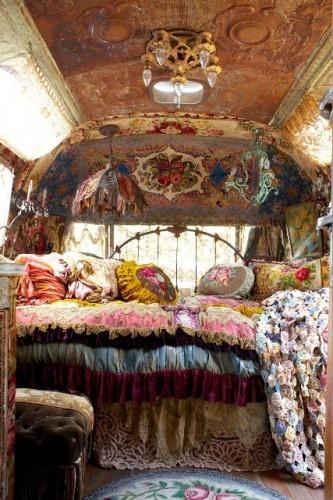 Chambre Decoration Boheme