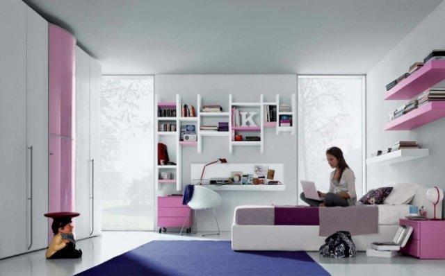 deco chambre ado fille design - visuel #2