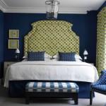 deco chambre adulte bleu