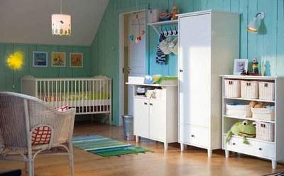 Deco Chambre Bebe Fille Ikea