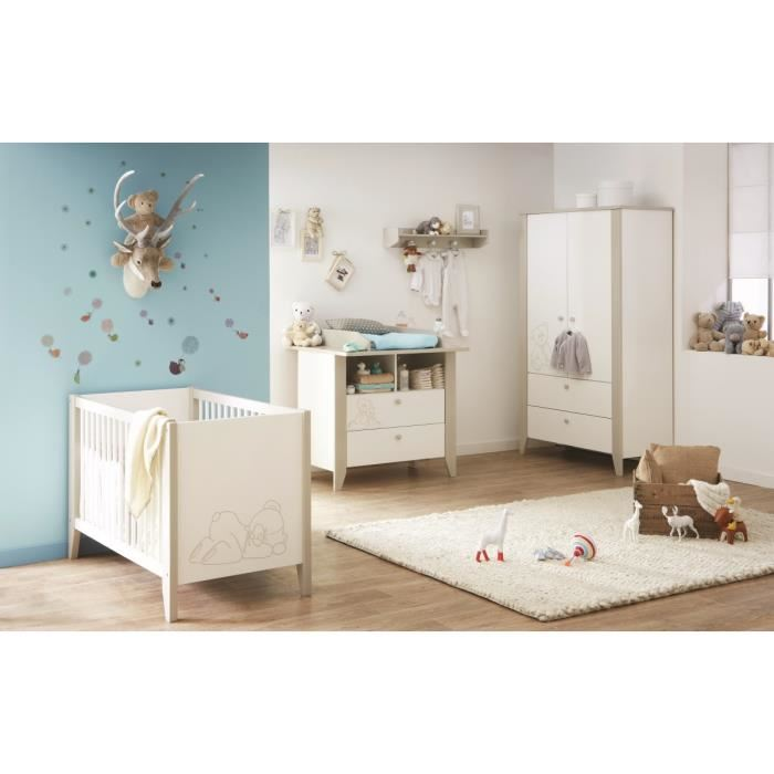Beautiful Deco Chambre Bebe Marron Et Bleu Ideas - Matkin.info ...