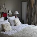 deco chambre beige et blanc
