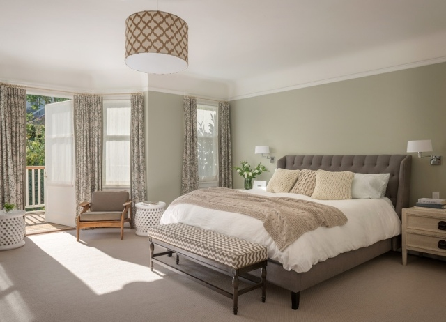 Chambre Blanc Beige Taupe