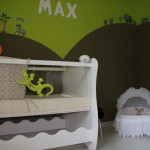deco chambre jungle savane