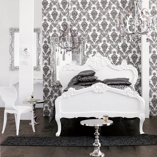 deco maison style baroque. Black Bedroom Furniture Sets. Home Design Ideas