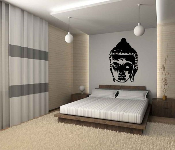 deco chambre zen japonais - visuel #8