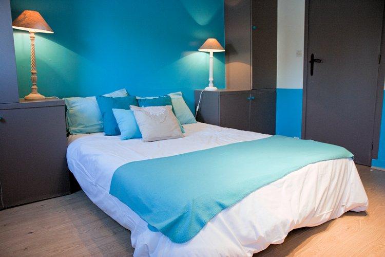 Deco De Chambre Turquoise   Visuel #6. Décoration Chambre Bleu Turquoise