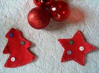 Decoration Noel Feutrine Faire Soi Meme Biospheris Fr Noel