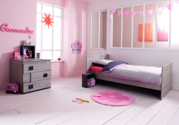 deco pour chambre de fille de 9 ans visuel 4. Black Bedroom Furniture Sets. Home Design Ideas