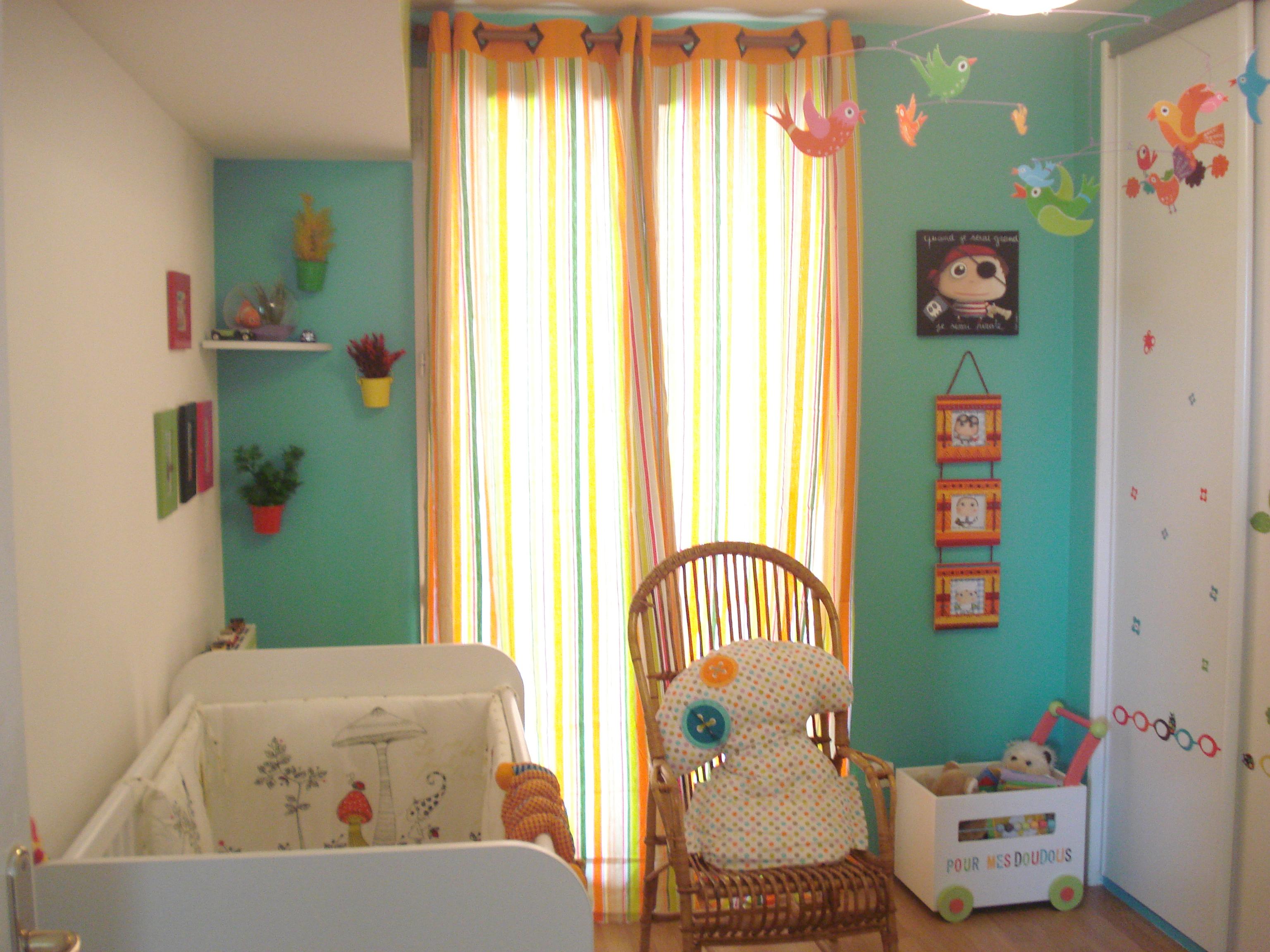 decor chambre bebe garcon. Black Bedroom Furniture Sets. Home Design Ideas