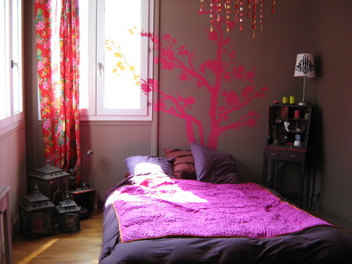 Decoration Chambre Adulte Rose U2013 Visuel #2. «