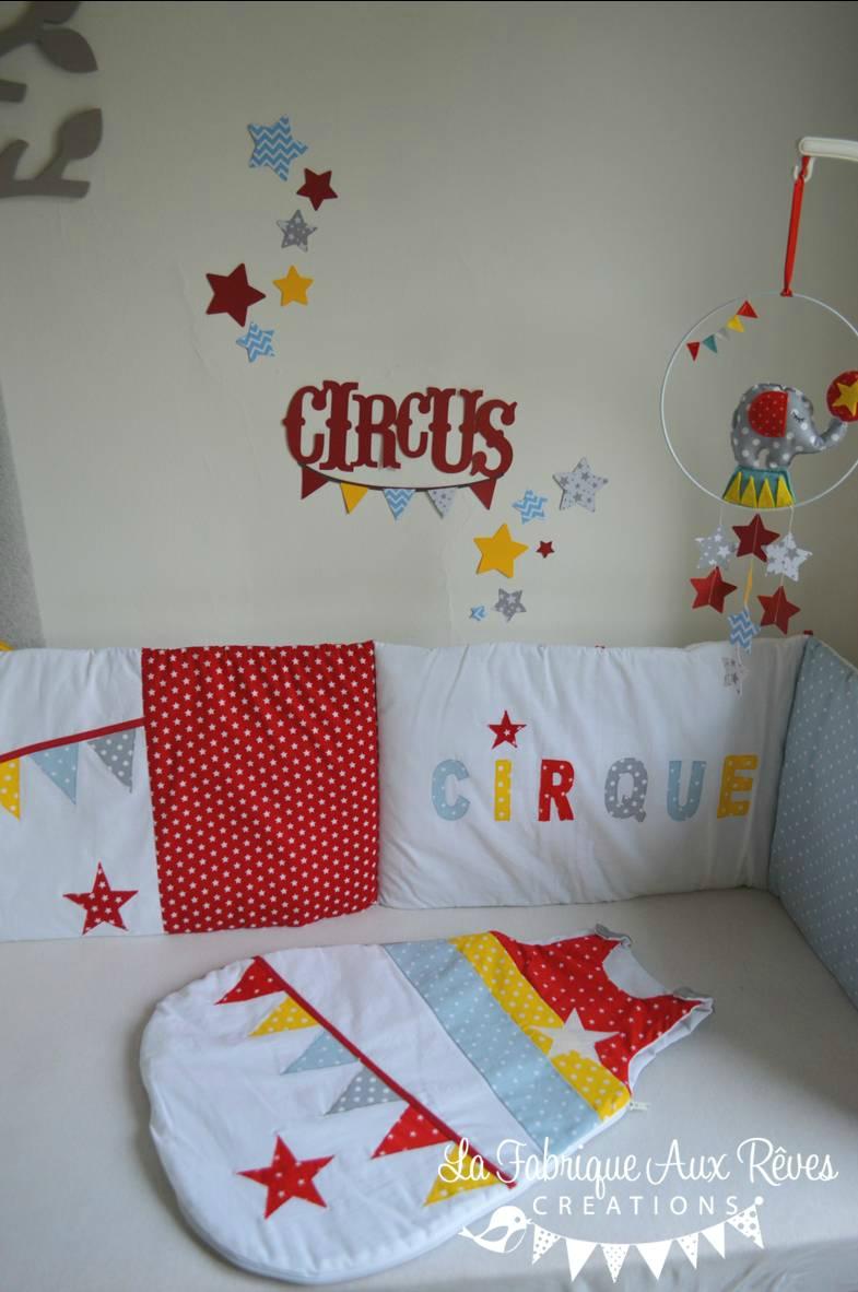 D co chambre b b th me cirque 211641 la meilleure conception d 39 inspiration pour - Thema deco chambre ...