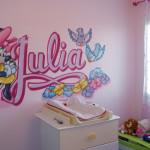 decoration chambre fille minnie