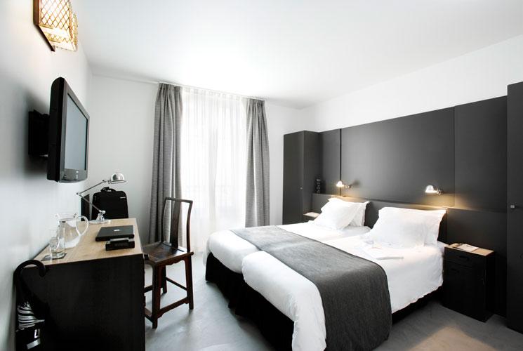 decoration chambre hotel luxe - visuel #8
