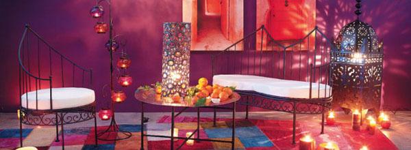 decoration chambre de nuit maroc. Black Bedroom Furniture Sets. Home Design Ideas