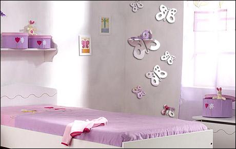 decoration chambre petites filles