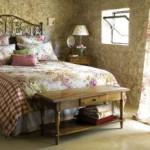 decoration chambre style anglais