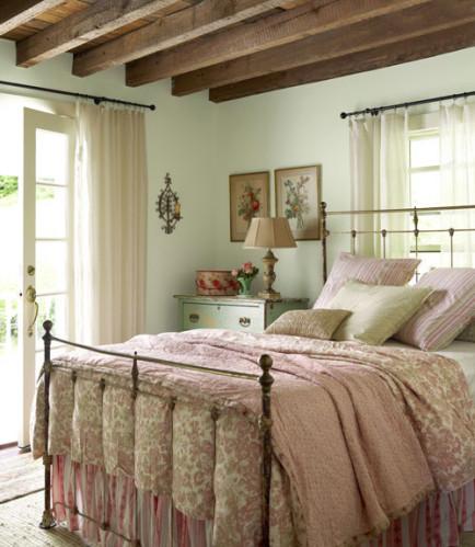 decoration chambre style anglais - visuel #8