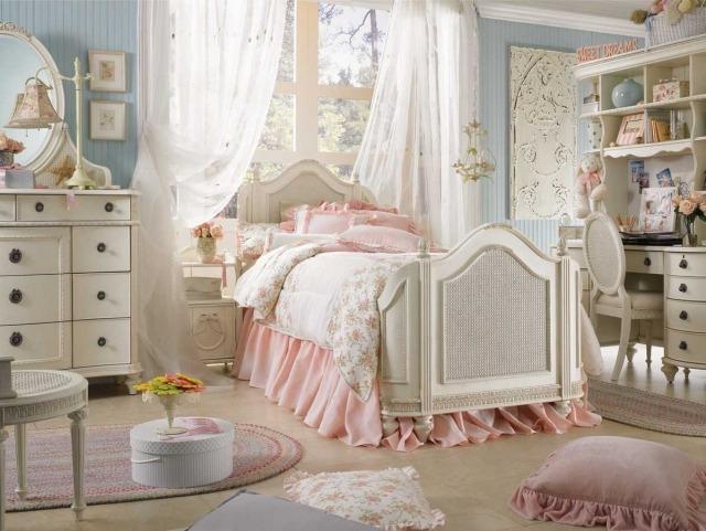 decoration chambre style anglais - visuel #9
