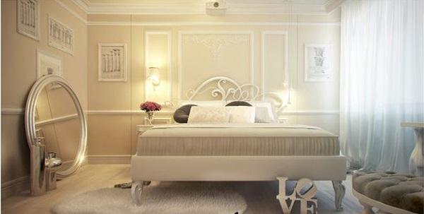 idee deco chambre style romantique