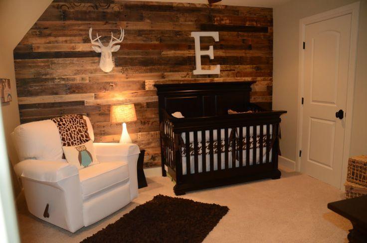 Decoration en bois pour chambre bebe - Lettre decorative pour chambre bebe ...