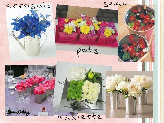 Composition Florale Mariage A Faire Soi Meme