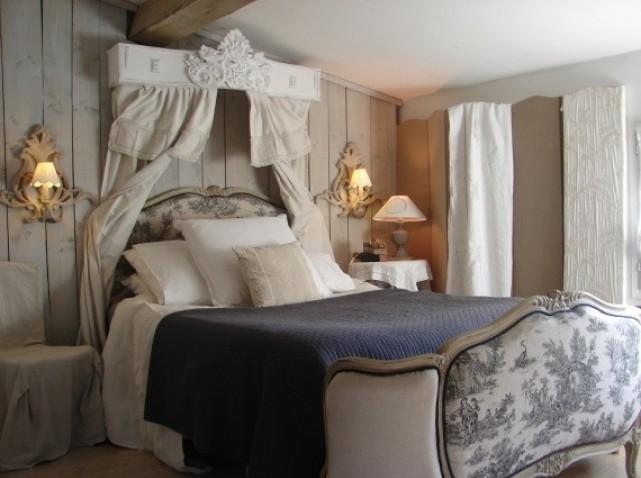 decoration lit ancien visuel 2. Black Bedroom Furniture Sets. Home Design Ideas