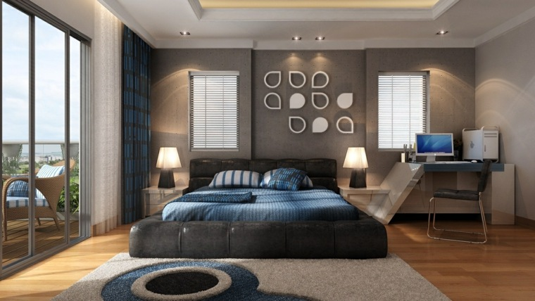 Emejing Deco Murale Chambre Adulte Contemporary - Design Trends ...