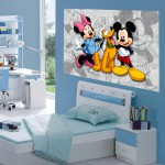 decoration pour chambre mickey