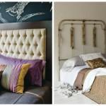 decoration tete de lit coussins