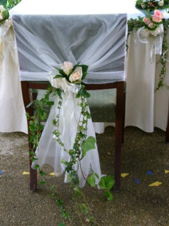 deco de chaise mariage a faire soi meme meilleur blog de photos de mariage pour vous. Black Bedroom Furniture Sets. Home Design Ideas