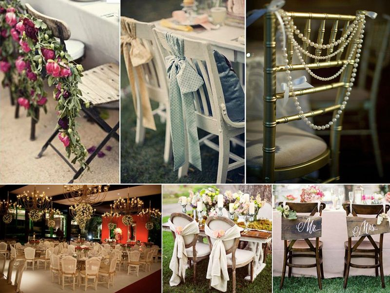 Faire Decoration Chaise Mariage Visuel 6